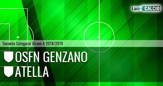 Osfn Genzano - Atella