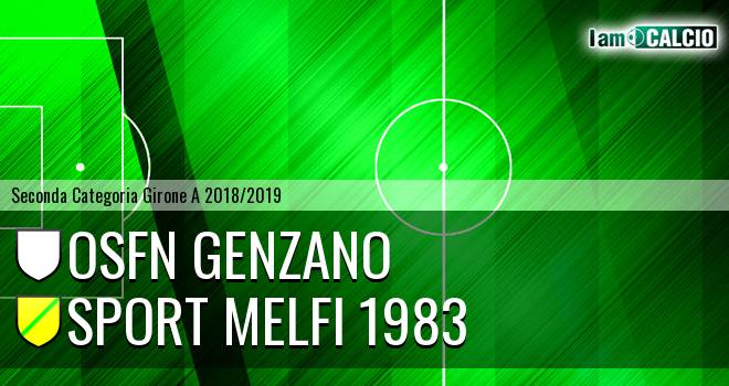 Osfn Genzano - Sport Melfi 1983