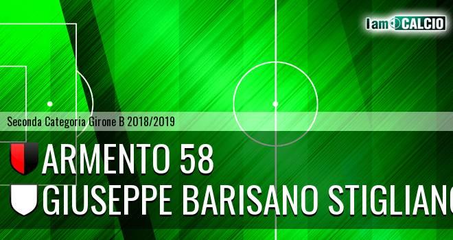 Armento 58 - Giuseppe Barisano Stigliano
