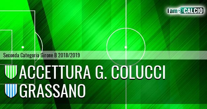 Accettura G. Colucci - Grassano