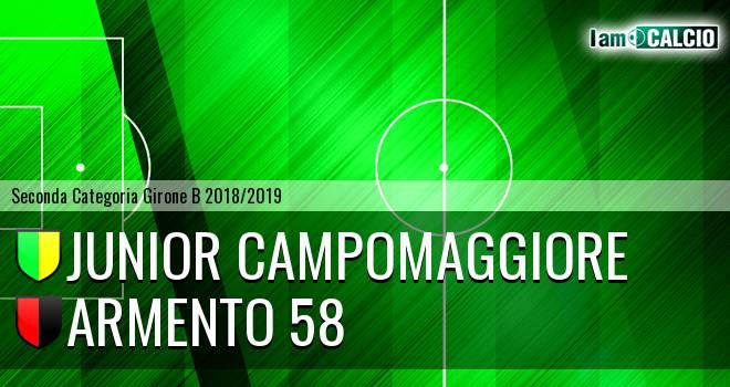 Junior Campomaggiore - Armento 58