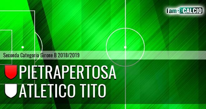 Pietrapertosa - Atletico Tito