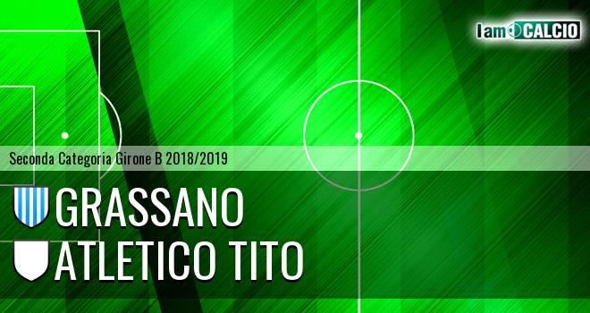 Grassano - Atletico Tito
