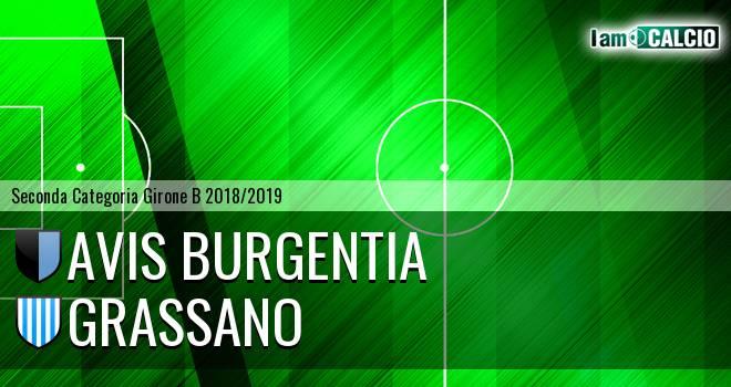 Avis Burgentia - Grassano