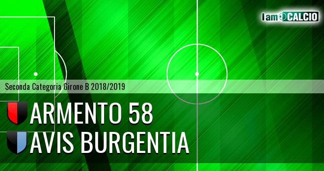 Armento 58 - Avis Burgentia