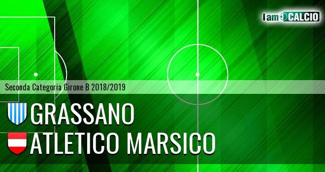 Grassano - Atletico Marsico