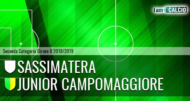 Sassimatera - Junior Campomaggiore