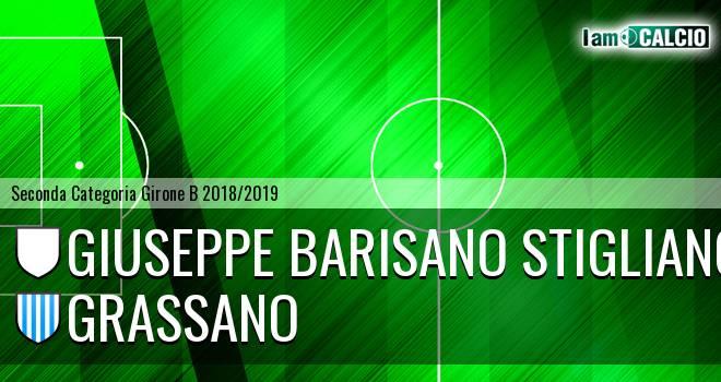 Giuseppe Barisano Stigliano - Grassano