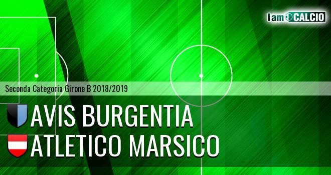 Avis Burgentia - Atletico Marsico
