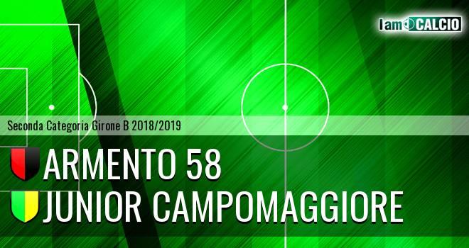 Armento 58 - Junior Campomaggiore