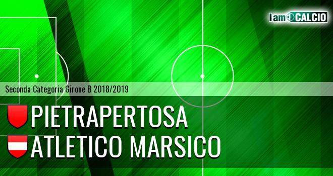 Pietrapertosa - Atletico Marsico