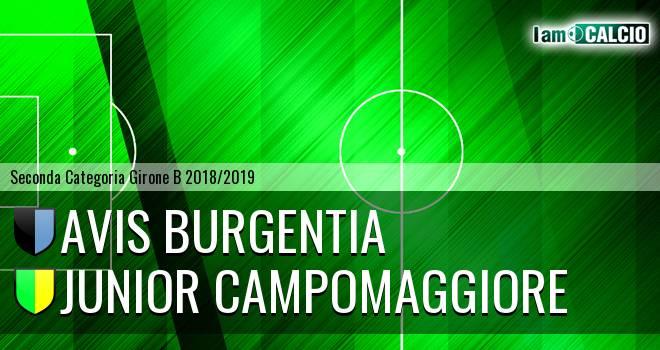 Avis Burgentia - Junior Campomaggiore