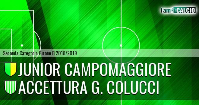 Junior Campomaggiore - Accettura G. Colucci