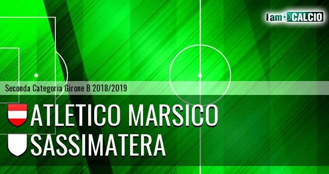 Atletico Marsico - Sassimatera
