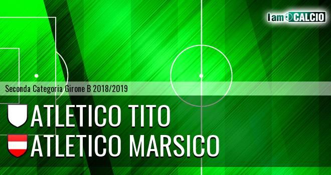 Atletico Tito - Atletico Marsico