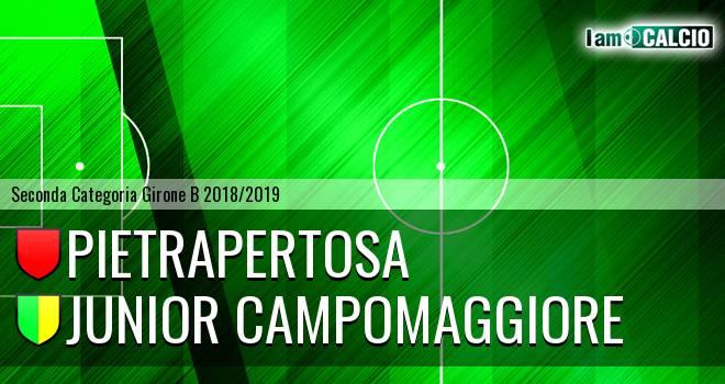 Pietrapertosa - Junior Campomaggiore