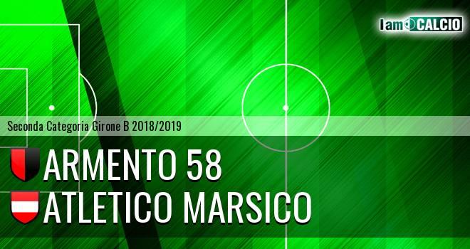 Armento 58 - Atletico Marsico