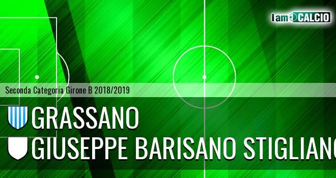 Grassano - Giuseppe Barisano Stigliano