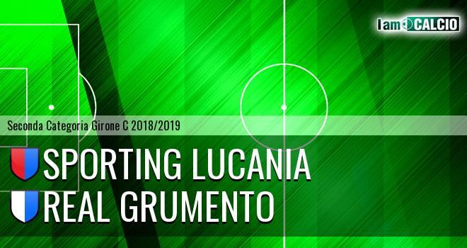 Sporting Lucania - Real Grumento