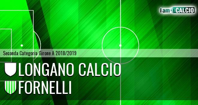 Longano Calcio - Fornelli
