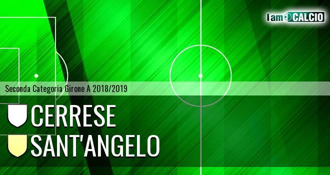 Cerrese - Sant'Angelo
