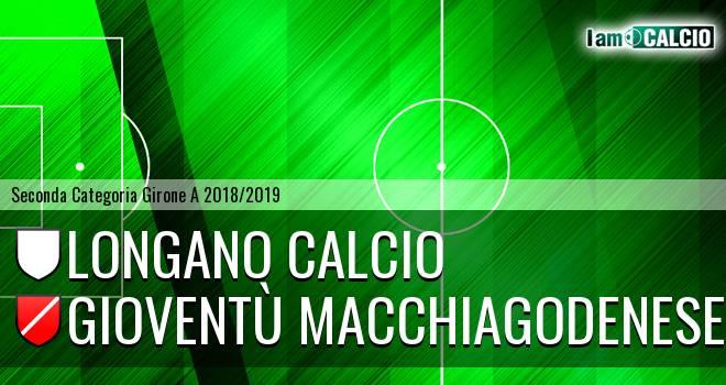 Longano Calcio - Gioventù Macchiagodenese