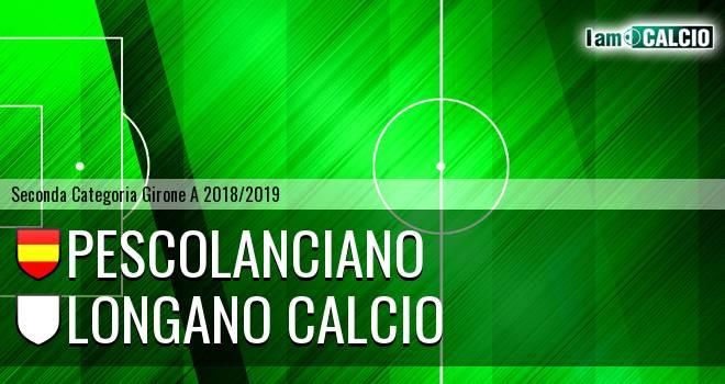 Pescolanciano - Longano Calcio