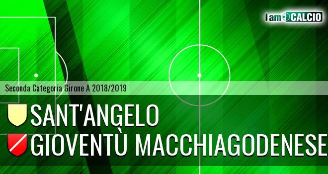 Sant'Angelo - Gioventù Macchiagodenese