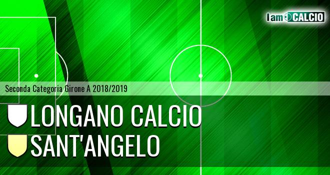 Longano Calcio - Sant'Angelo