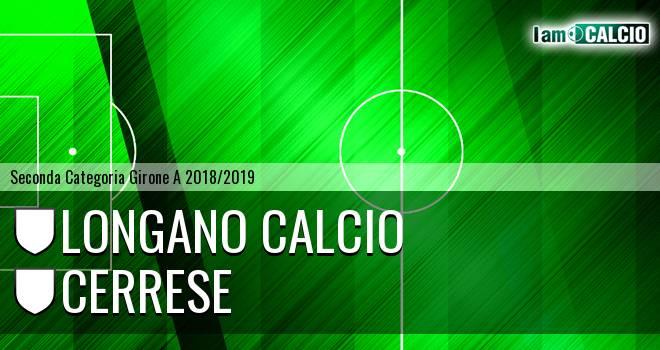 Longano Calcio - Cerrese