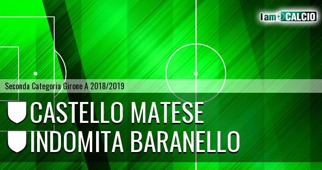 Castello Matese - Indomita Baranello