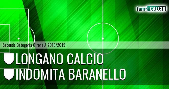 Longano Calcio - Indomita Baranello