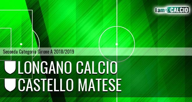Longano Calcio - Castello Matese