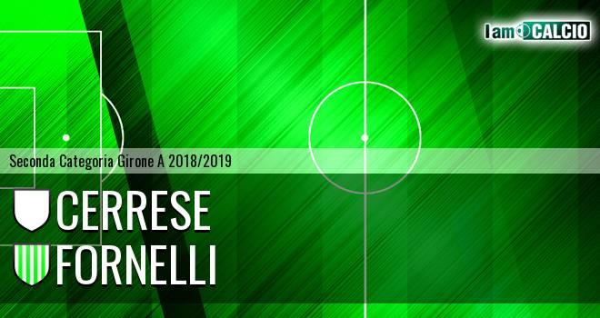 Cerrese - Fornelli
