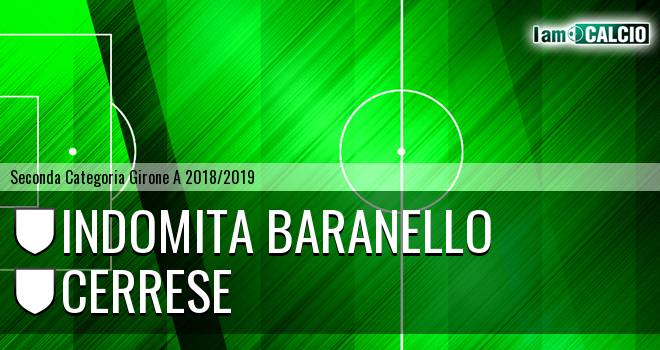 Indomita Baranello - Cerrese
