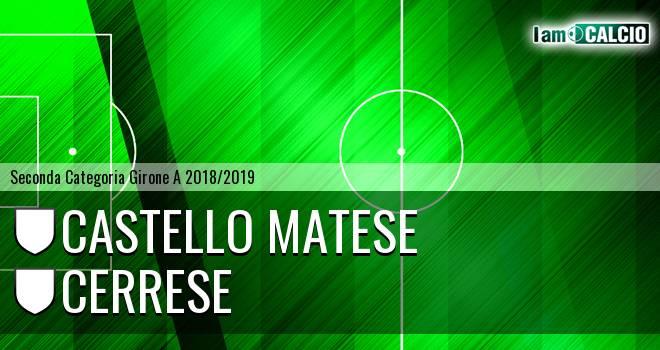 Castello Matese - Cerrese
