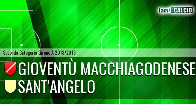 Gioventù Macchiagodenese - Sant'Angelo