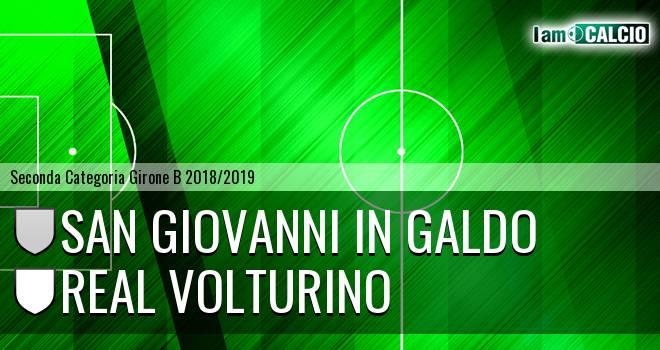 San Giovanni in Galdo - Real Volturino