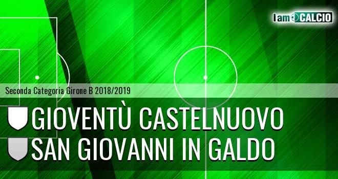 Gioventù Castelnuovo - San Giovanni in Galdo