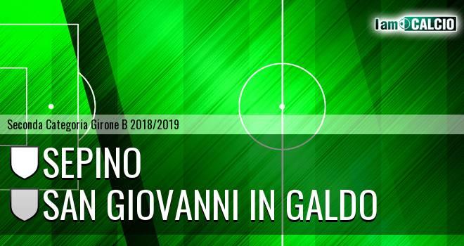 Sepino - San Giovanni in Galdo