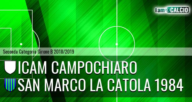 Icam Campochiaro - San Marco la Catola 1984