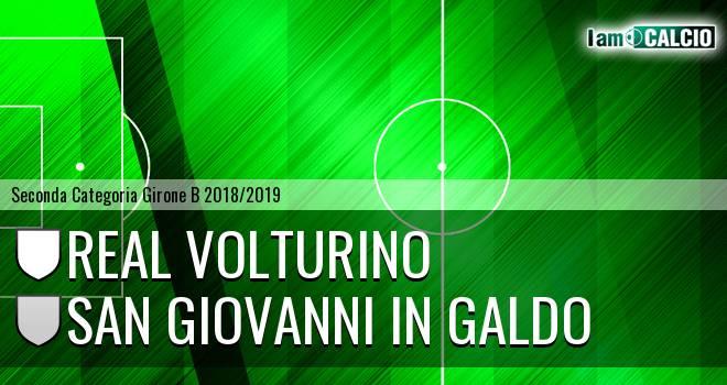 Real Volturino - San Giovanni in Galdo