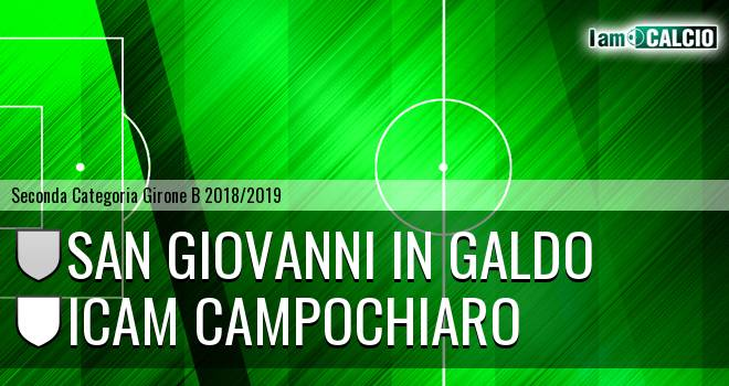 San Giovanni in Galdo - Icam Campochiaro
