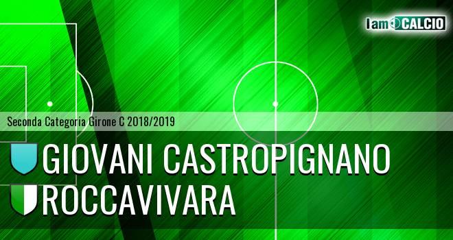 Giovani Castropignano - Roccavivara