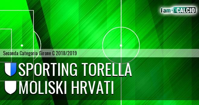 Sporting Torella - Moliski Hrvati