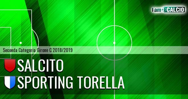 Salcito - Sporting Torella