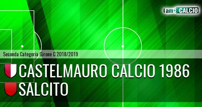 Castelmauro Calcio 1986 - Salcito