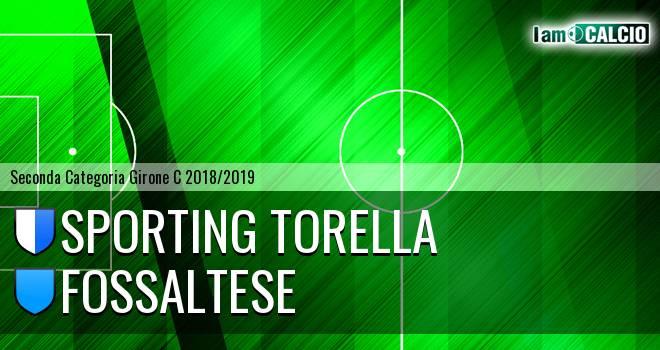 Sporting Torella - Fossaltese