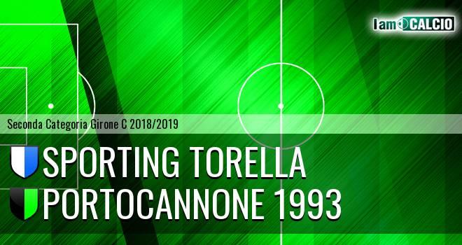 Sporting Torella - Portocannone 1993