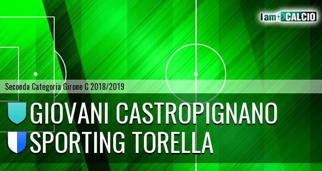 Giovani Castropignano - Sporting Torella